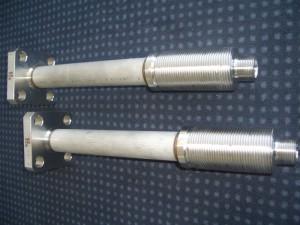 Laserschweißen von teuren Drehteilen mit preiswerten Rohrstücken