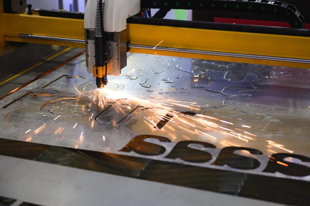 Laserstrahlschneiden Laserschneiden Metall