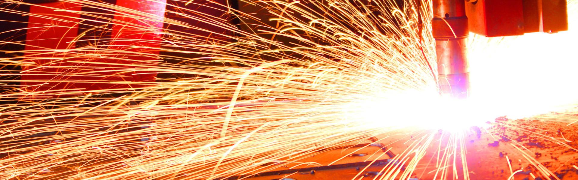 Laserschneiden Metall