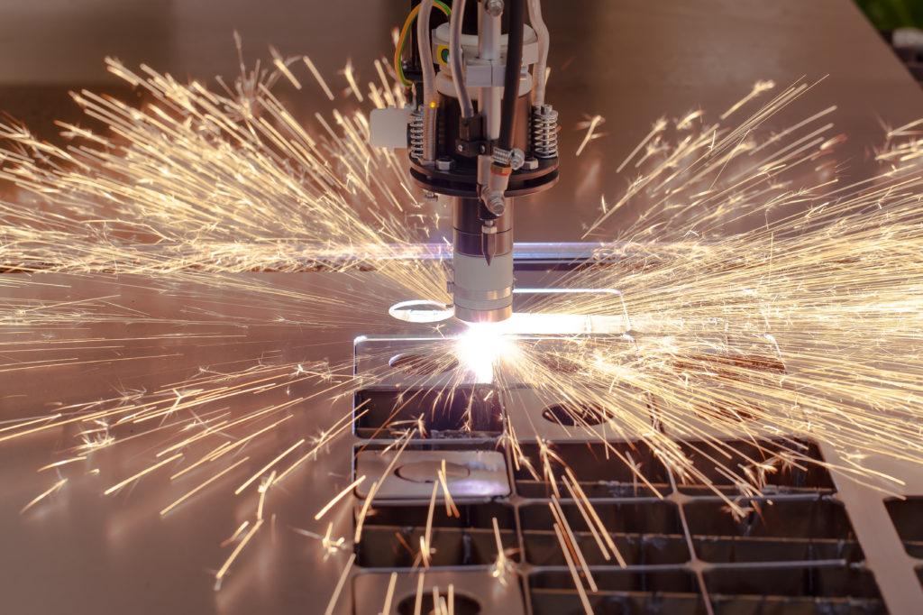 Laserschweißen Metalle