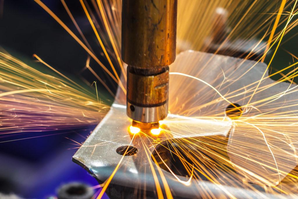 Lohnfertigung Laserschneiden